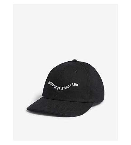 LOCAL AUTHORITY FUFC snapback cap