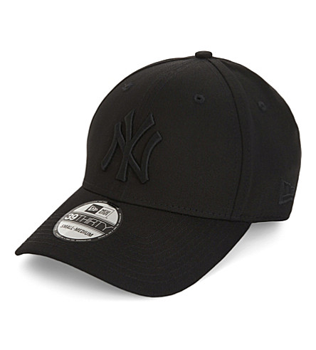 NEW ERA 39thirty New York Yankees baseball cap (Black