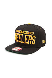 NEW ERA Pittsburgh Steelers A-frame snapback cap