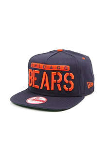 NEW ERA Chicago Bears A-frame snapback cap