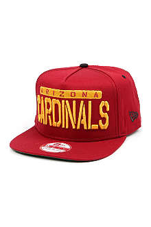 NEW ERA Arizona Cardinals A-frame snapback cap
