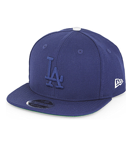 NEW ERA 9FIFTY Champions LA Dodgers snapback cap (Blue