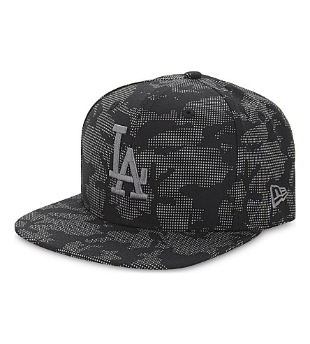 NEW ERA LA cap (Black