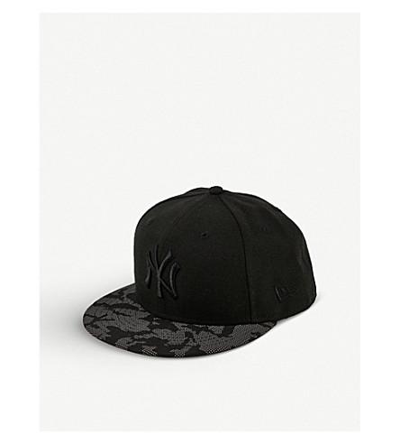 NEW ERA 59FIFTY Night Time NY Yankees baseball cap (Black