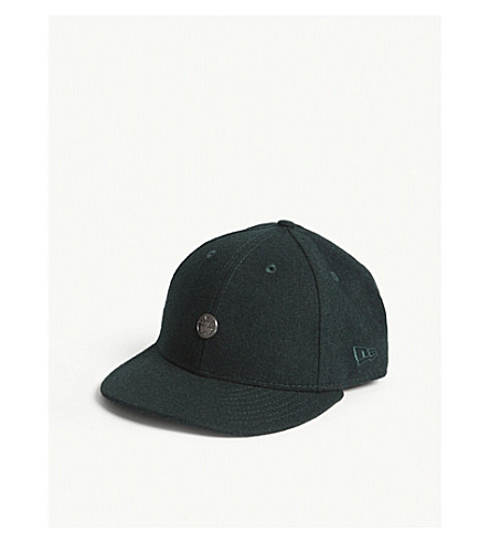 NEW ERA 59FIFTY Boston Celtics fitted baseball cap (Dark+green