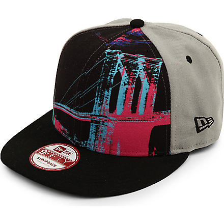 NEW ERA Andy Warhol Brooklyn 9FIFTY cap (Black/grey