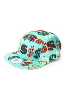 NEW ERA Andy Warhol Cha Ching Camper cap