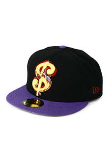 NEW ERA Andy Warhol Dollar Sign 50FIFTY cap