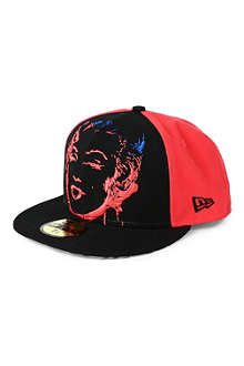 NEW ERA 59Fifty Andy Warhol Marilyn cap