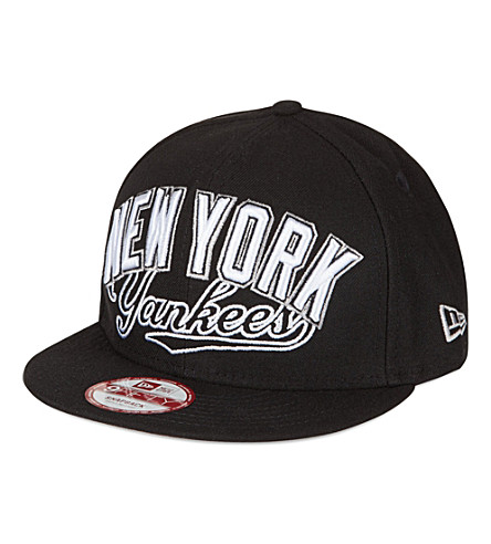 NEW ERA New York Yankees 59FIFTY baseball cap (Black