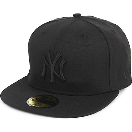 NEW ERA New York Yankees 59FIFTY baseball cap (Black/black