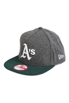 NEW ERA Oak A-frame baseball cap