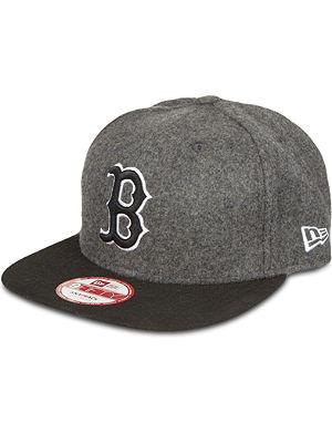 NEW ERA Classic 9fifty Boston Red Sox snapback cap