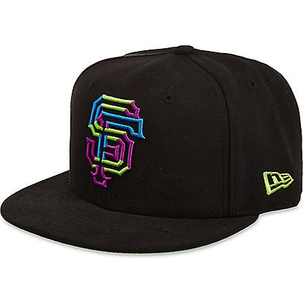 NEW ERA 59fifty San Francisco cap (Black