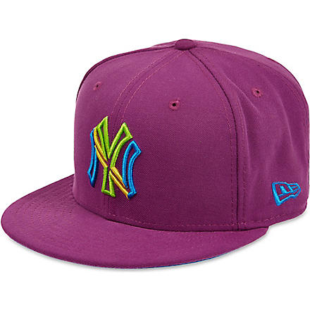 NEW ERA New York Yankies snapback (Purple