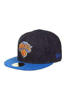 NEW ERA Denim New York Knicks cap