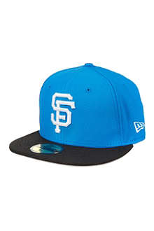 NEW ERA Contrast visor 59fifty cap