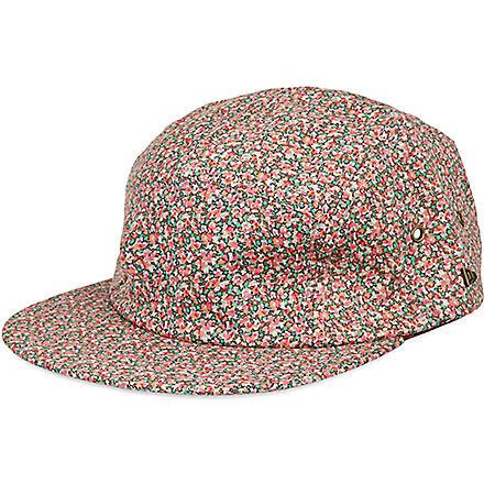 NEW ERA Liberty floral camper cap (Pink