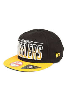 NEW ERA Pittsburgh Steelers baseball cap