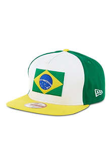 NEW ERA Brazil 9fifty A-Frame snapback