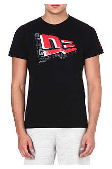 NEW ERA Flag Shadow logo t-shirt