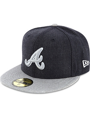 NEW ERA Atlanta Braves 59FIFTY fitted cap