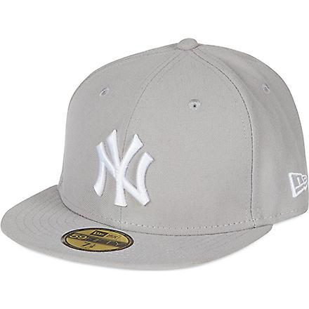 NEW ERA Block colour 59fifty cap (Grey
