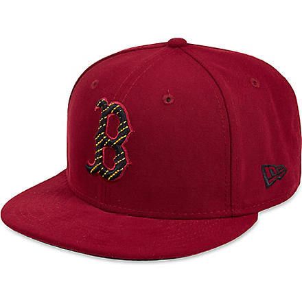 NEW ERA 59fifty Boston cap (Red
