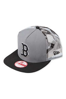 NEW ERA Red Sox 9Fifty mesh baseball cap