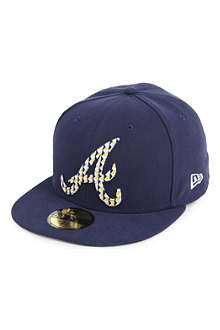 NEW ERA Metrika Braves 59FIFTY baseball cap