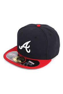 NEW ERA Atlanta Braves 59FIFTY baseball cap