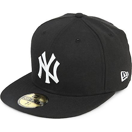 NEW ERA New York Yankees 59FIFTY baseball cap (Black/white