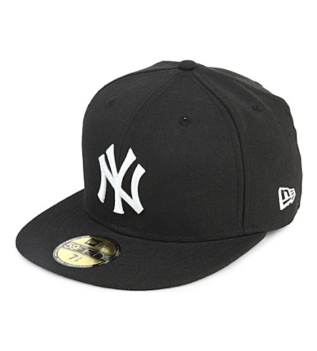 NEW ERA New York Yankees 59FIFTY baseball cap (Black/white