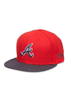 NEW ERA Atlanta Braves baseball caps