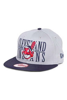 NEW ERA Cleveland Indians 9FIFTY baseball cap