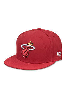 NEW ERA Miami Heat baseball cap