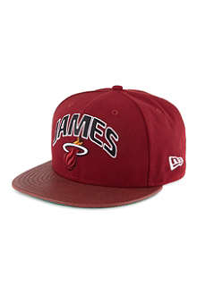 NEW ERA Lebron James 59fifty snapback