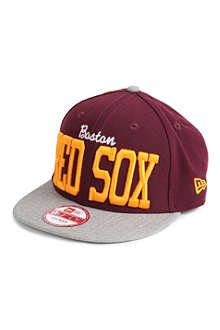 NEW ERA Boston Red Sox baseball cap