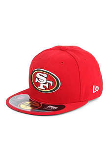 NEW ERA San Francisco 49ers 59FIFTY baseball cap