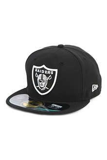 NEW ERA Oakland Raiders 59FIFTY baseball cap