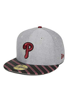 NEW ERA Oxford Prep Philadelphia Phillies 59fifty baseball cap