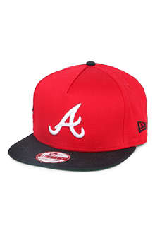 NEW ERA Atlanta Braves 9FIFTY baseball cap