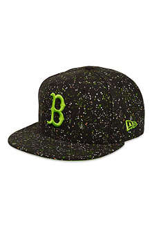 NEW ERA 59fifty Boston splatter cap