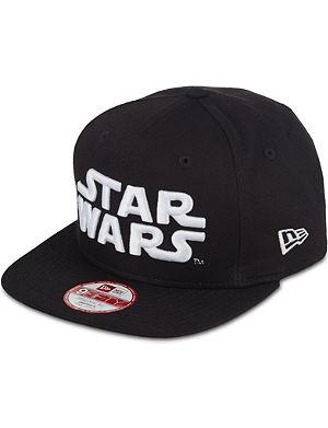 NEW ERA Star Wars logo baseball cap