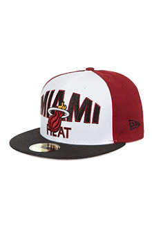 NEW ERA Miami Heat cap