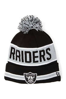 NEW ERA LA Raiders beanie hat