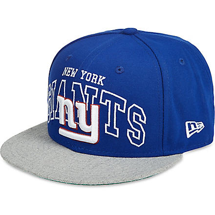 NEW ERA 59Fifty New York Giants baseball cap (Blue