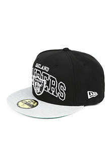 NEW ERA 59Fifty Oakland Raiders baseball cap