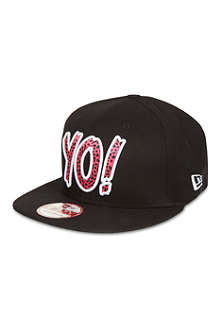 NEW ERA Yo! 9fifty MTV Raps strapback cap