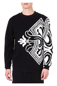 SYSTVM Playing Card sweatshirt